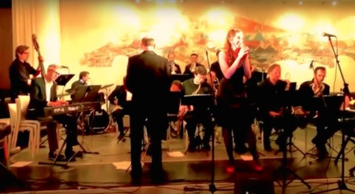 Amsterdam Big Band met Jetta Starreveld